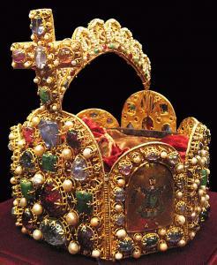 Corona del Sacro Romano Impero