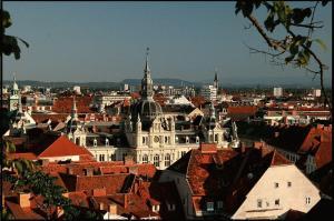 Veduta di Graz